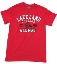 Lake Land Alumni Tee