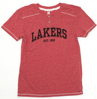 Lakers Curved Tee Est. 1966